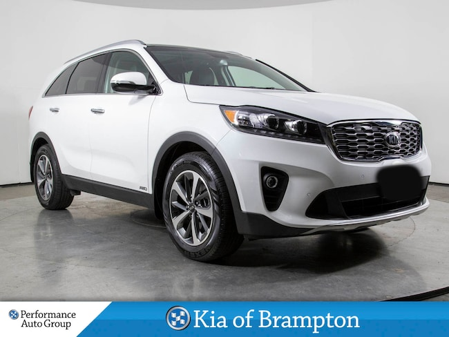 2019 Kia Sorento 3.3L EX. AWD. CAMERA. HTD SEATS. DEMO UNIT SUV