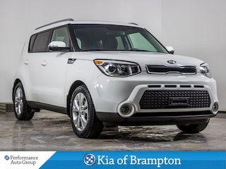 2015 Kia Soul EX+. HTD SEATS. REMOTE START. WINTERS/RIMS Hatchback