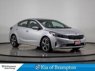 2017 Kia Forte EX PLUS. SUNROOF. BLUETOOTH. BACK UP CAMERA Sedan