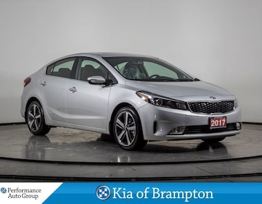 2017 Kia Forte EX PLUS. SUNROOF. BLUETOOTH. BACK UP CAMERA Sedan