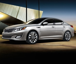 Awesome Lease A New KIA Optima ...