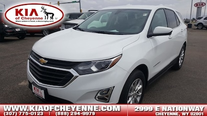Used 2019 Chevrolet Equinox For Sale at Kia of Cheyenne