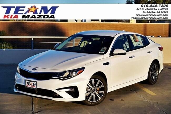 New 2019 Kia Optima EX Sedan San Diego