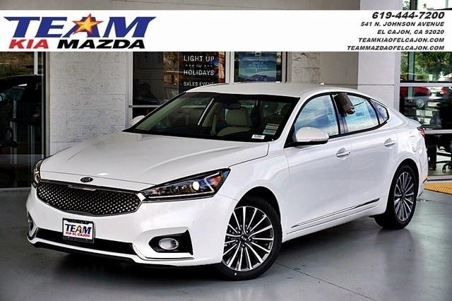 2019 Kia Cadenza Premium Sedan