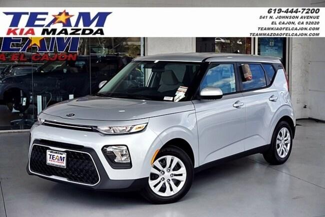 New 2020 Kia Soul LX Hatchback San Diego