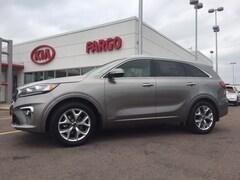 New 2019 Kia Sorento SX SUV 5XYPKDA56KG476213 in Fargo, ND