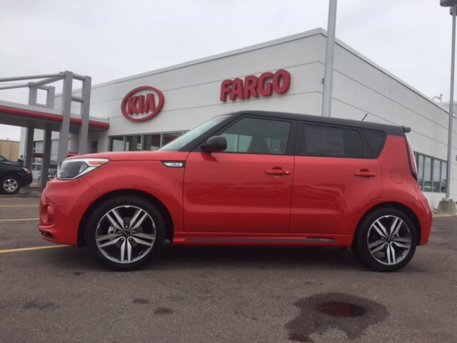 New 2019 Kia Soul PLUS Hatchback For Sale/Lease Fargo, ND