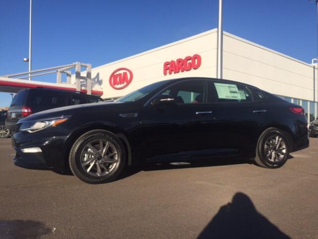 New 2019 Kia Optima LX Sedan For Sale/Lease Fargo, ND