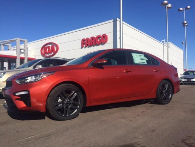 New 2019 Kia Forte EX Sedan For Sale/Lease Fargo, ND