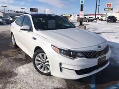 Used 2016 Kia Optima EX Sedan in Fargo, ND