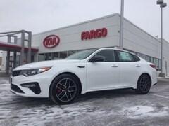 New 2019 Kia Optima SX Sedan in Fargo, ND