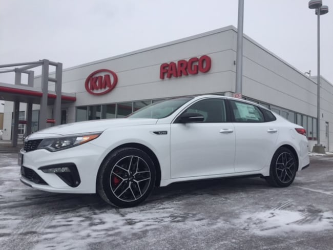 2019 Kia Optima SX Sedan