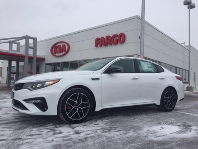 New 2019 Kia Optima SX Sedan For Sale/Lease Fargo, ND