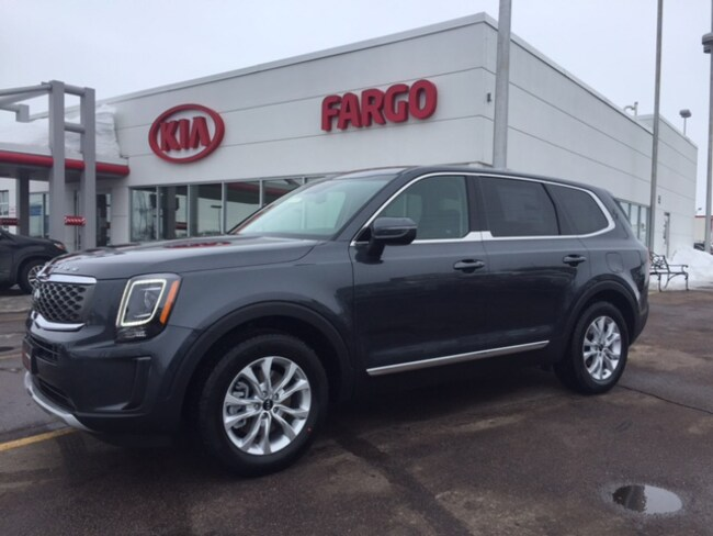 New 2020 Kia Telluride LX SUV For Sale/Lease Fargo, ND