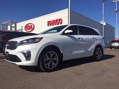 New 2019 Kia Sorento SX SUV 5XYPKDA51KG500773 in Fargo, ND