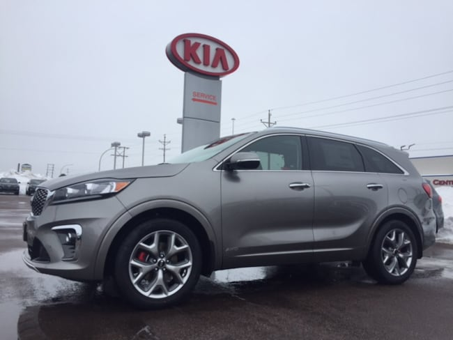 New 2019 Kia Sorento SX SUV For Sale/Lease Fargo, ND