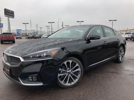 2018 Kia Cadenza Technology Sedan