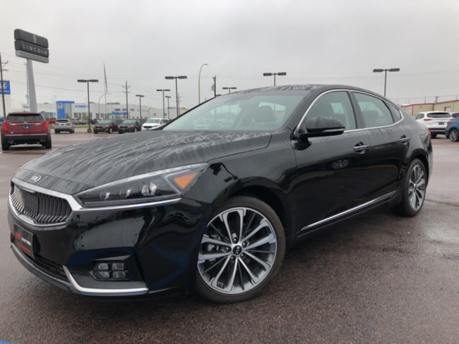 New 2018 Kia Cadenza Technology Sedan For Sale/Lease Fargo, ND