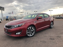Used 2015 Kia Optima SX Sedan in Fargo, ND