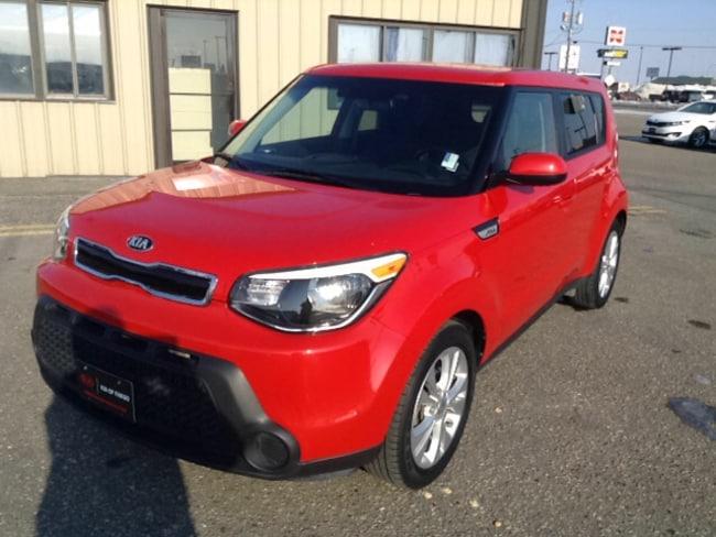 Used 2015 Kia Soul PLUS Hatchback Fargo, ND