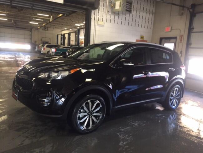 New 2019 Kia Sportage EX SUV For Sale/Lease Fargo, ND