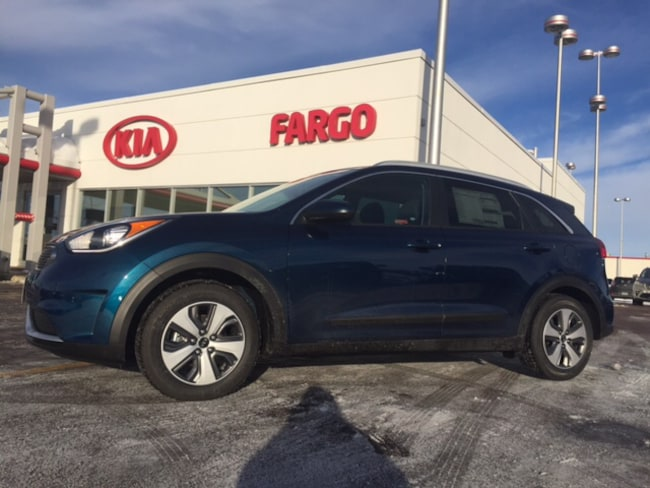 New 2019 Kia Niro LX SUV For Sale/Lease Fargo, ND