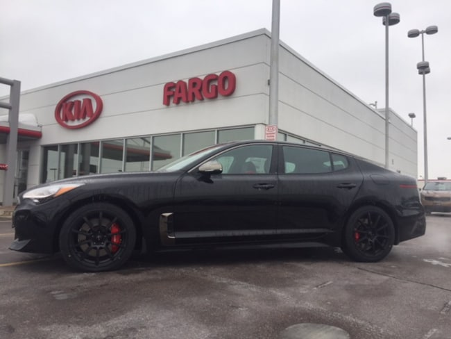 New 2019 Kia Stinger GT2 Sedan For Sale/Lease Fargo, ND