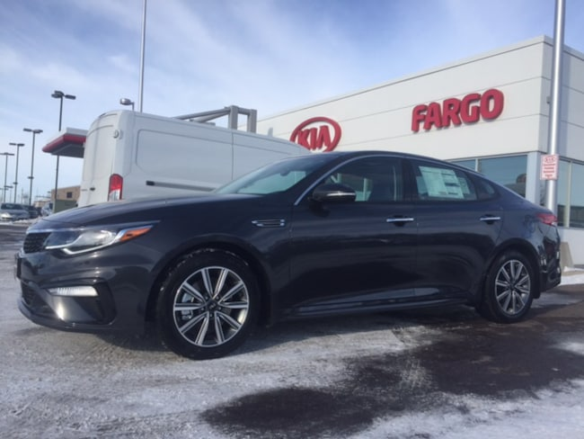 New 2019 Kia Optima EX Sedan For Sale/Lease Fargo, ND