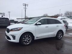 New 2019 Kia Sorento SXL SUV 5XYPKDA59KG540437 in Fargo, ND