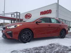 New 2019 Kia Forte EX Sedan 3KPF54AD4KE064332 in Fargo, ND