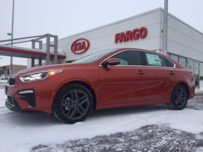 New 2019 Kia Forte EX Sedan For Sale/Lease Fargo, ND