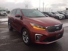 New 2019 Kia Sorento SX SUV 5XYPKDA59KG526179 in Fargo, ND