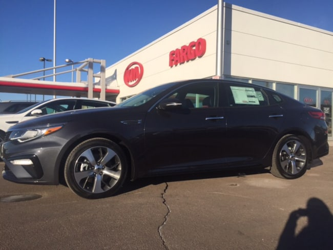 New 2019 Kia Optima S Sedan For Sale/Lease Fargo, ND