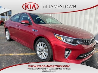 New 2018 Kia Optima S Sedan Jamestown NY