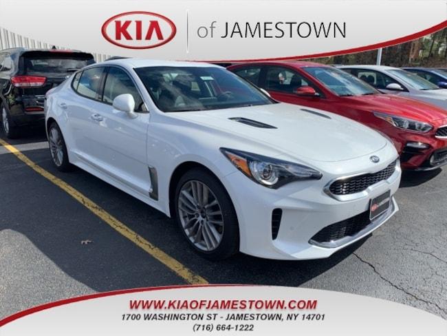 New Kia 2018 Kia Stinger Sedan Jamestown NY