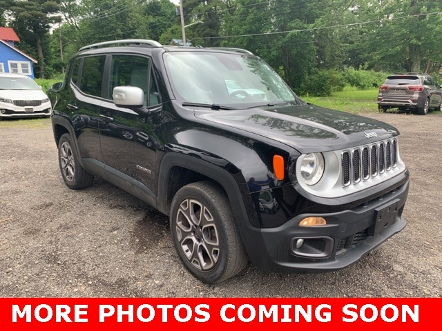 Used Used 2015 Jeep Renegade Limited 4x4 For Sale