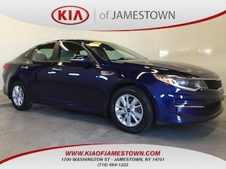 New 2016 Kia Optima LX Sedan Jamestown NY