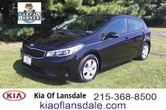 2017 Kia Forte5 LX Hatchback