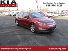2012 Chevrolet Volt Base w/Premium Trim & Navigation Hatchback