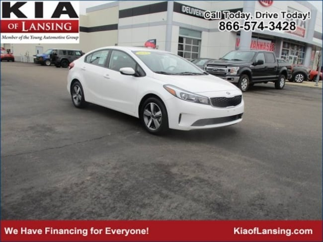 2018 Kia Forte LX Popular Package Sedan