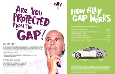 Ally GAP Coverage