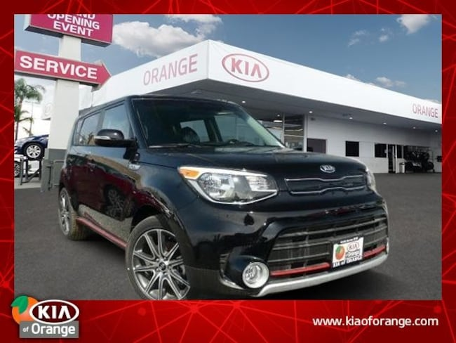 2018 Kia Soul Exclaim Wagon