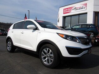 Certified pre owned cars, trucks, and SUVs 2016 Kia Sportage LX AWD  LX for sale near you in Newton, NJ