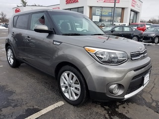 Used vehicles 2018 Kia Soul + + Auto KNDJP3A56J7509014 for sale near you in Newton, NJ
