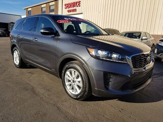 Certified pre owned cars, trucks, and SUVs 2019 Kia Sorento LX V6 LX V6 AWD for sale near you in Newton, NJ