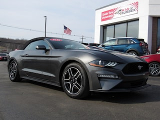All new and used cars, trucks, and SUVs 2018 Ford Mustang EcoBoost Sedan for sale near you in Newton, NJ
