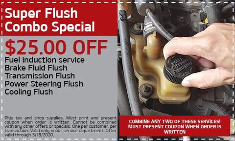 Super Flush Combo Special