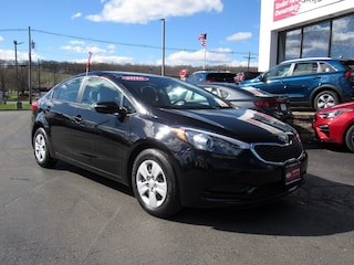 Certified pre owned cars, trucks, and SUVs 2016 Kia Forte LX Sedan for sale near you in Newton, NJ