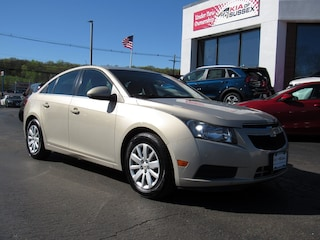 All new and used cars, trucks, and SUVs 2011 Chevrolet Cruze LT w/1LT Sedan for sale near you in Newton, NJ