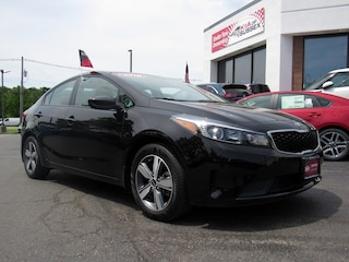 Certified pre owned cars, trucks, and SUVs 2018 Kia Forte S S Auto for sale near you in Newton, NJ